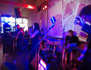 Кавер-группа (LIVE 2.06.18)